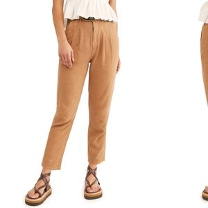 Free people Faded Love Straight Leg Ankle Pants